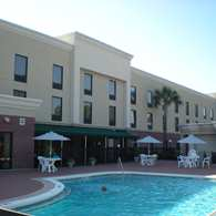 The Hampton Inn, Panama City Beach